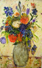 ANEMONES AND FRIENDS - Ann T. Elliott